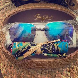 New Polarized Polycarbonate Maui Jim Sunglasses